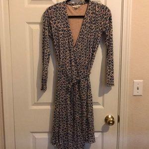 Cute Boden wrap dress